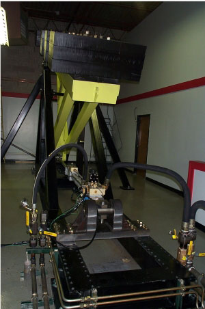 Servo Kinetics Inc - Full Motion Actuators Testing