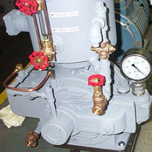 Beach Russ Vacuum Pump Repair