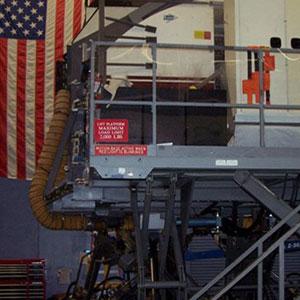 Flight Simulator Repair & Refurbishment