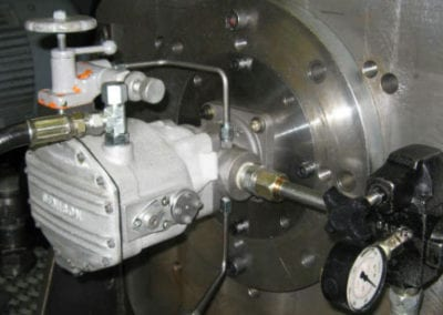 hydraulic-pump-repair-Denison-PV05-Pump-On-Test