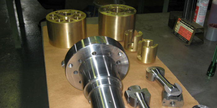 Servo Kinetics Inc - Hydraulic Pump Repair - Parts