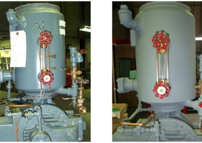 hydraulic-pump-repair-Vacuum-Pump-Before-And-After-Rebuild