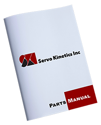 hydraulic repair parts manual
