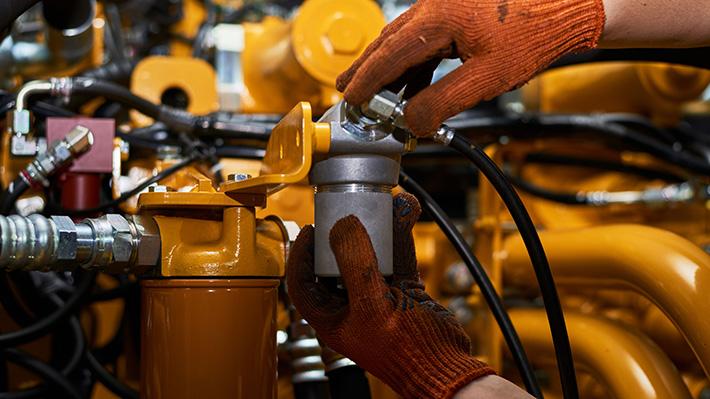 Types of Hydraulic Pump Contamination